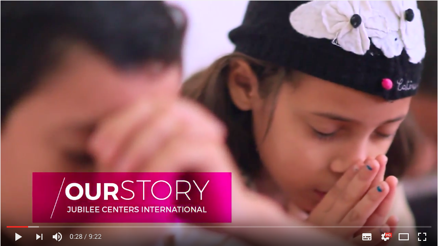 Documental OUR STORY Jubilee Centers International
